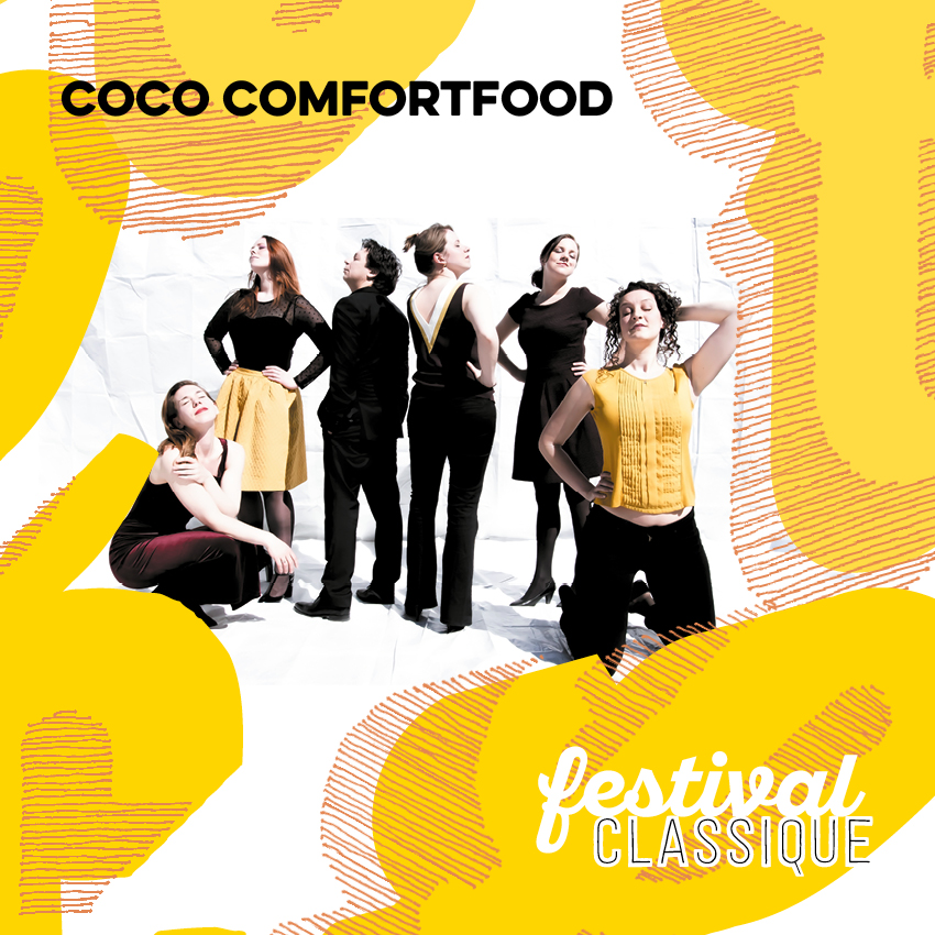 FESTIVAL CLASSIQUE 2019: COCO COMFORTFOOD AT THE KURHAUS